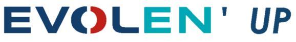 EVOLEN' UP Logo